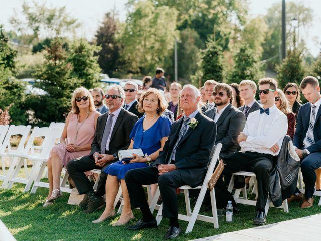Matthew and Rebecca's wedding in Elora, Ontario 114