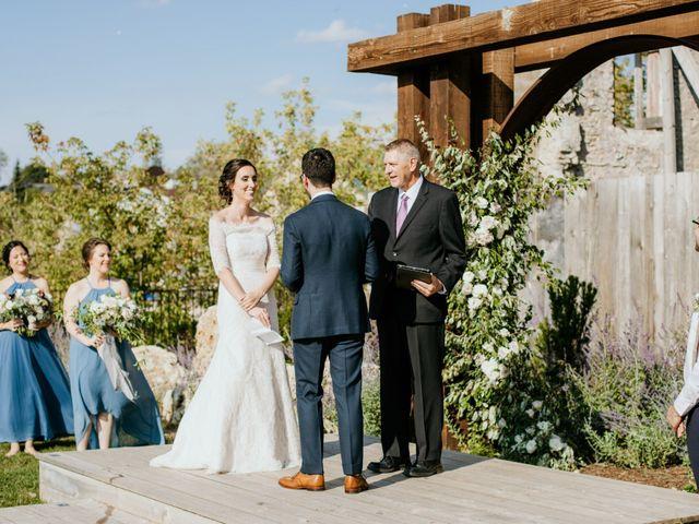 Matthew and Rebecca's wedding in Elora, Ontario 115