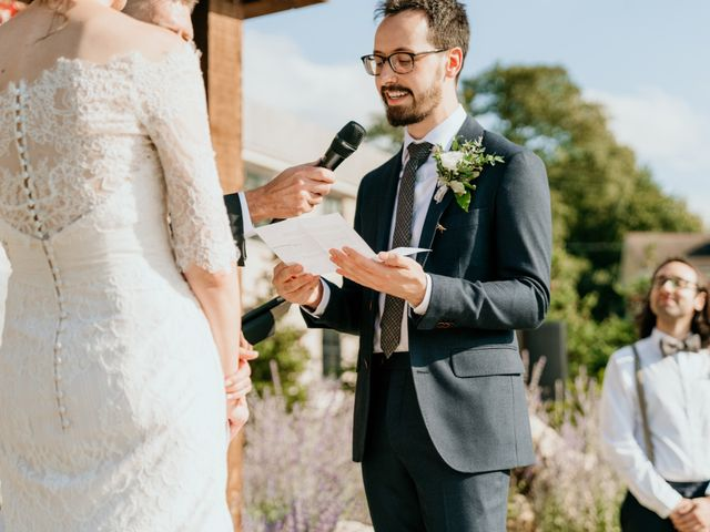 Matthew and Rebecca's wedding in Elora, Ontario 116