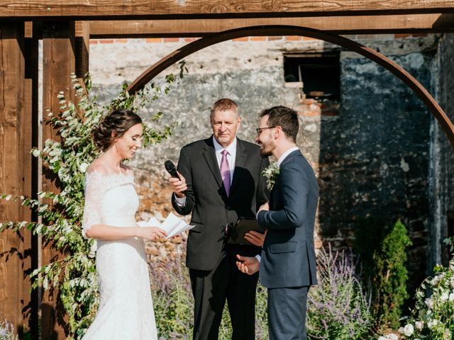 Matthew and Rebecca's wedding in Elora, Ontario 119