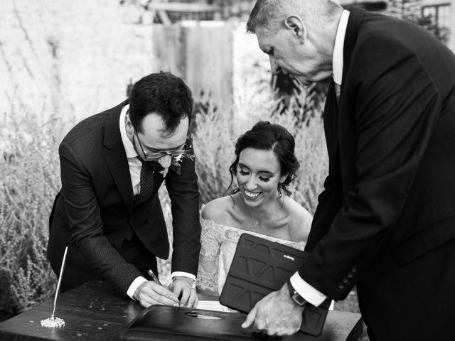 Matthew and Rebecca's wedding in Elora, Ontario 121