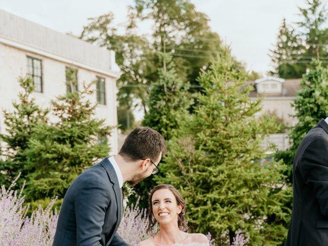 Matthew and Rebecca's wedding in Elora, Ontario 123