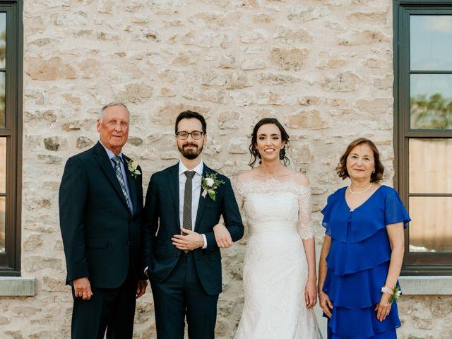 Matthew and Rebecca's wedding in Elora, Ontario 129