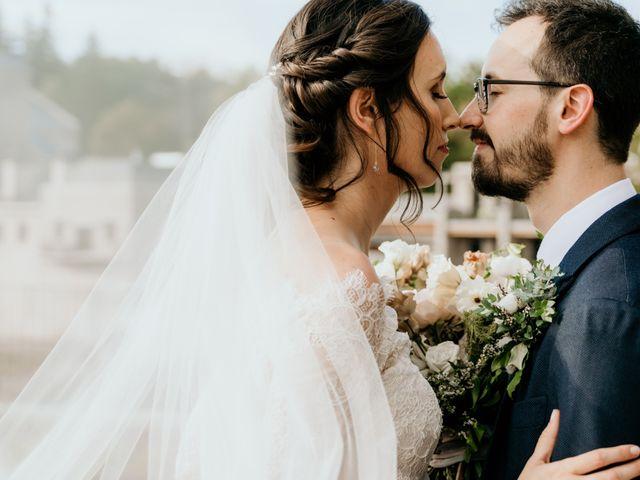 Matthew and Rebecca's wedding in Elora, Ontario 142