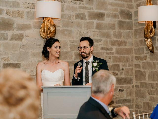 Matthew and Rebecca's wedding in Elora, Ontario 155