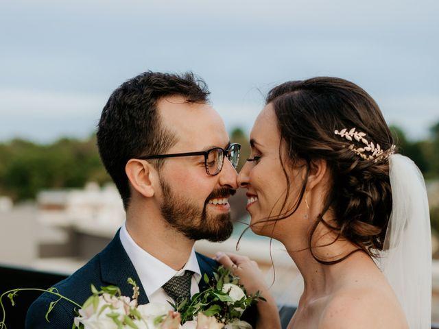 Matthew and Rebecca's wedding in Elora, Ontario 159