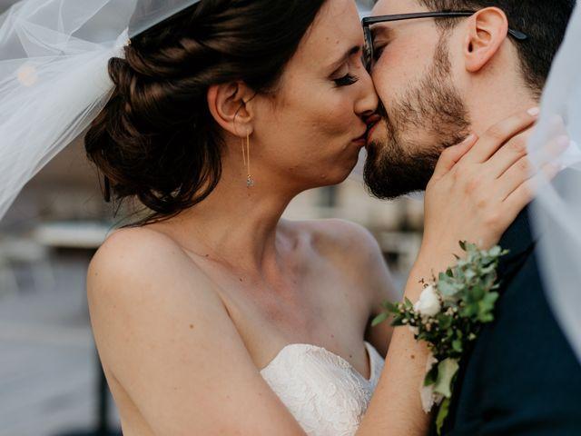 Matthew and Rebecca's wedding in Elora, Ontario 162