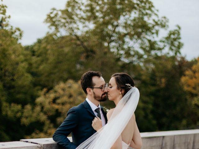 Matthew and Rebecca's wedding in Elora, Ontario 166