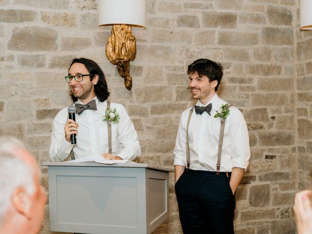 Matthew and Rebecca's wedding in Elora, Ontario 176