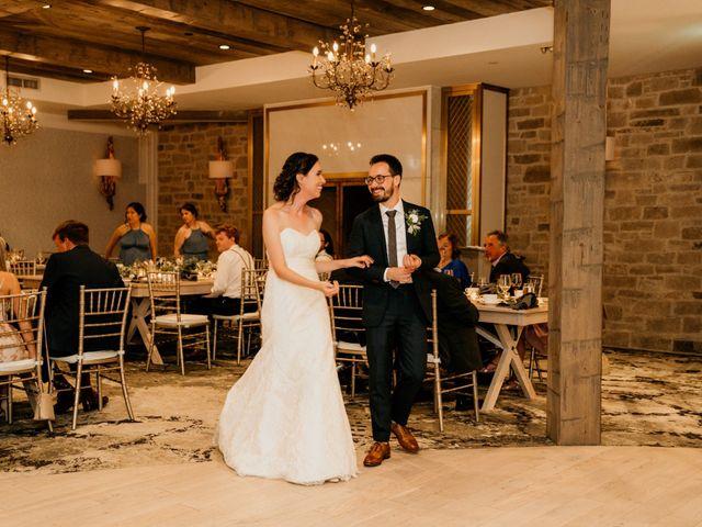 Matthew and Rebecca's wedding in Elora, Ontario 184