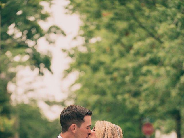 Ben and Elizabeth's wedding in Oakville, Ontario 25