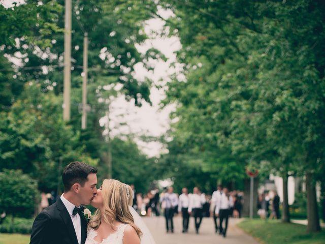 Ben and Elizabeth's wedding in Oakville, Ontario 26