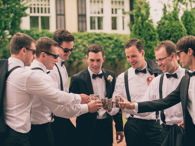 Ben and Elizabeth's wedding in Oakville, Ontario 27