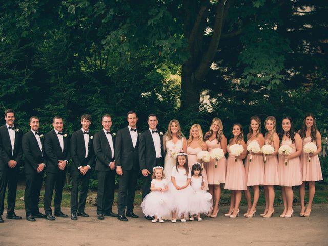 Ben and Elizabeth's wedding in Oakville, Ontario 29