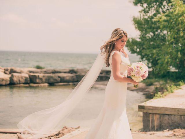 Ben and Elizabeth's wedding in Oakville, Ontario 35