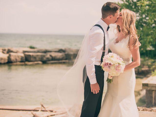 Ben and Elizabeth's wedding in Oakville, Ontario 36