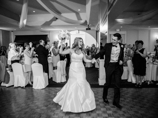 Ben and Elizabeth's wedding in Oakville, Ontario 43