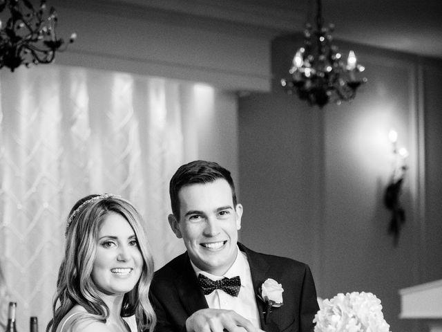 Ben and Elizabeth's wedding in Oakville, Ontario 47
