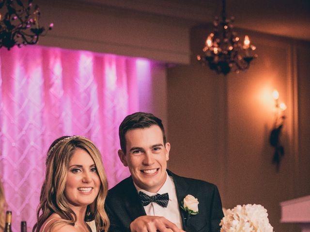 Ben and Elizabeth's wedding in Oakville, Ontario 48