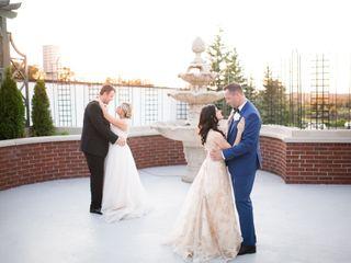 The wedding of Jacalyn and Michael