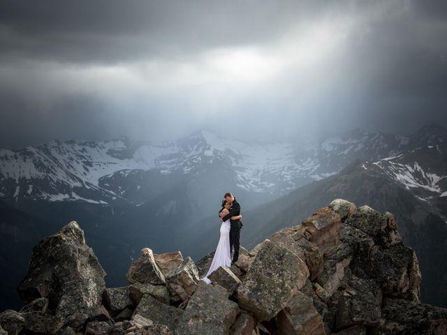 Chris and Adriana's wedding in Golden, British Columbia 21