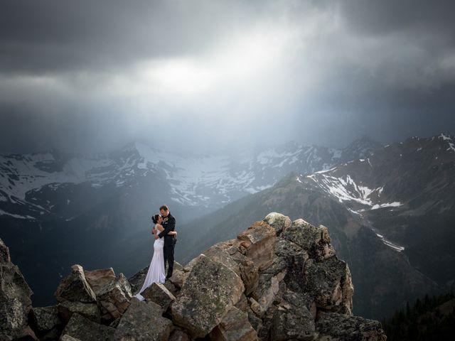Chris and Adriana's wedding in Golden, British Columbia 22