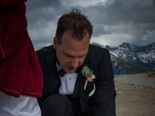 Chris and Adriana's wedding in Golden, British Columbia 25
