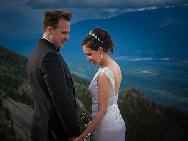 Chris and Adriana's wedding in Golden, British Columbia 26