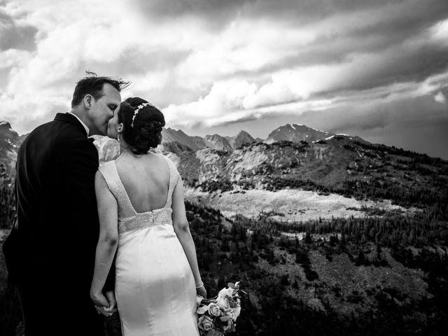 Chris and Adriana's wedding in Golden, British Columbia 28