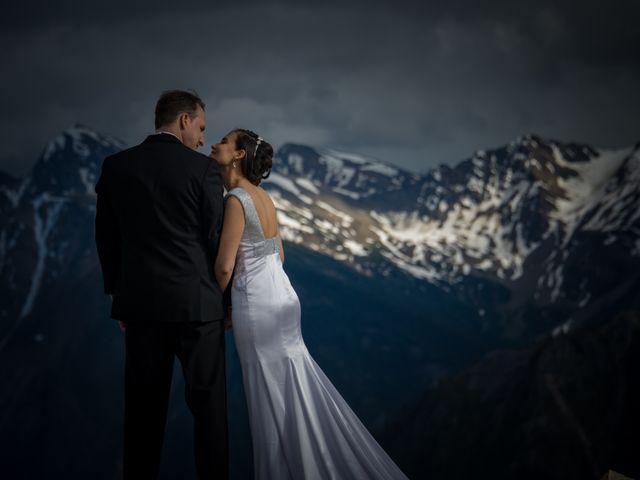 Chris and Adriana's wedding in Golden, British Columbia 35