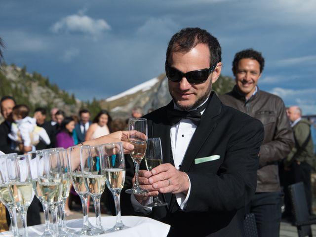 Chris and Adriana's wedding in Golden, British Columbia 39