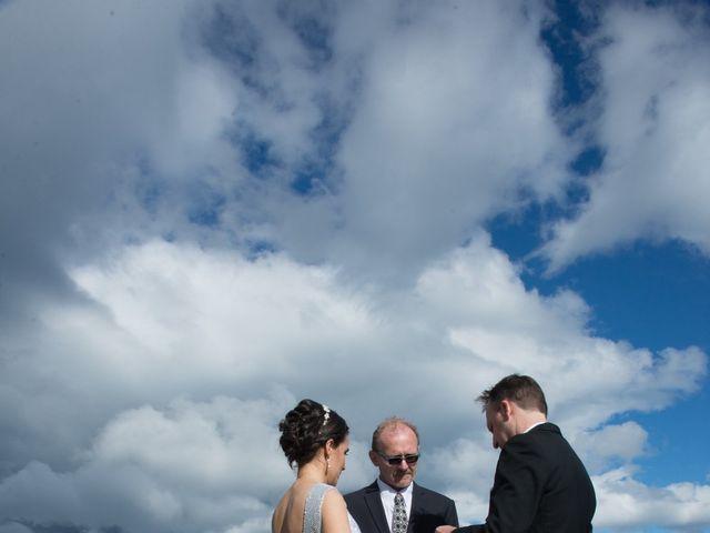 Chris and Adriana's wedding in Golden, British Columbia 41