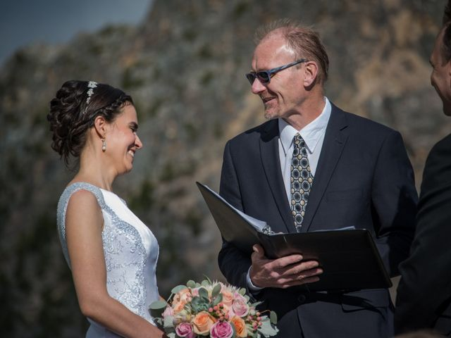 Chris and Adriana's wedding in Golden, British Columbia 44