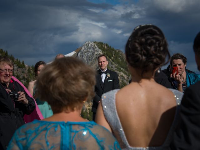 Chris and Adriana's wedding in Golden, British Columbia 47