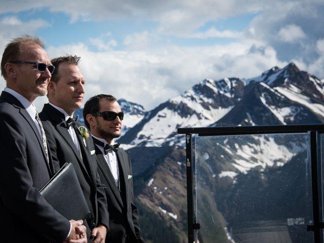 Chris and Adriana's wedding in Golden, British Columbia 51