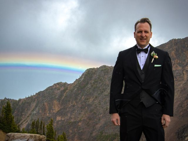 Chris and Adriana's wedding in Golden, British Columbia 57