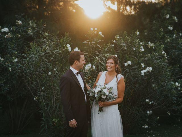 The wedding of Lucia and Seba