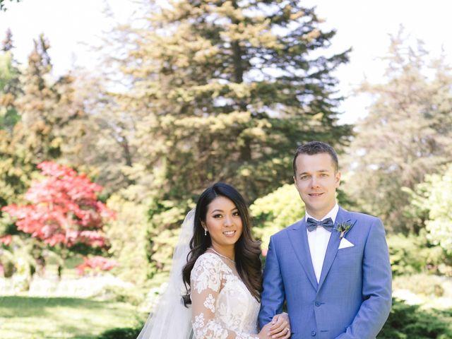 The wedding of Nicole and Kliment