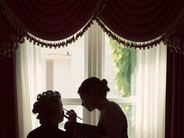 Jon and Molly's wedding in St Davids, Ontario 3