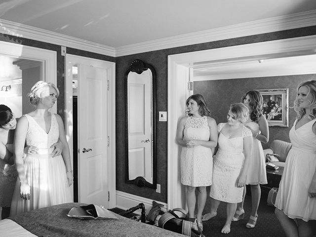 Jon and Molly's wedding in St Davids, Ontario 7