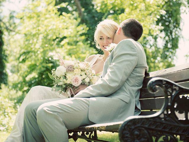 Jon and Molly's wedding in St Davids, Ontario 16