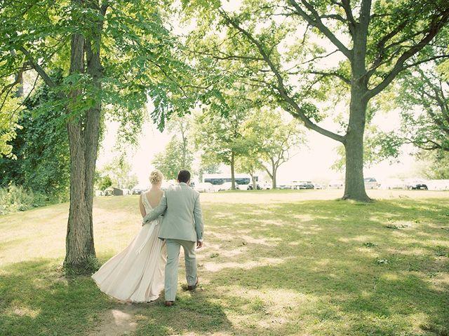 Jon and Molly's wedding in St Davids, Ontario 19