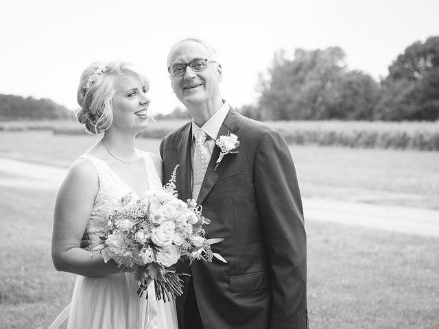 Jon and Molly's wedding in St Davids, Ontario 21