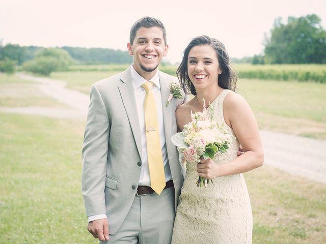 Jon and Molly's wedding in St Davids, Ontario 23