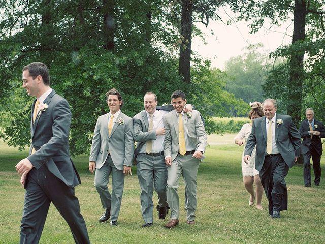 Jon and Molly's wedding in St Davids, Ontario 26