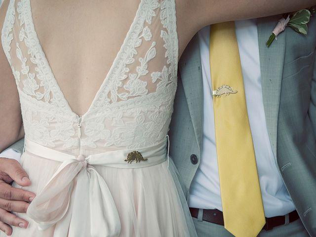 Jon and Molly's wedding in St Davids, Ontario 1