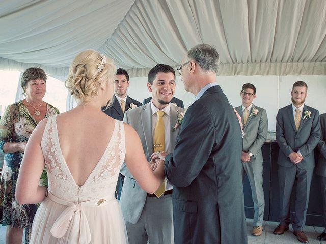 Jon and Molly's wedding in St Davids, Ontario 68