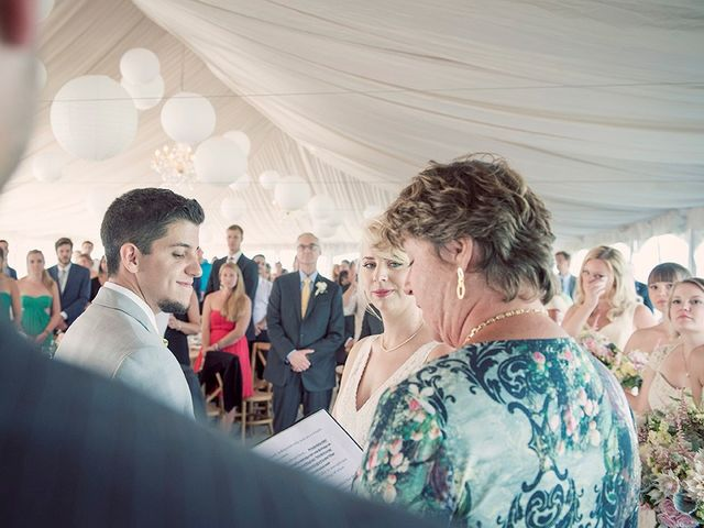 Jon and Molly's wedding in St Davids, Ontario 70