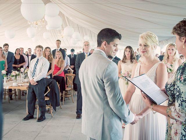 Jon and Molly's wedding in St Davids, Ontario 71
