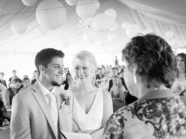 Jon and Molly's wedding in St Davids, Ontario 73